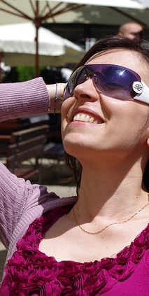 Protect your neck and decollette' from the sun' rays