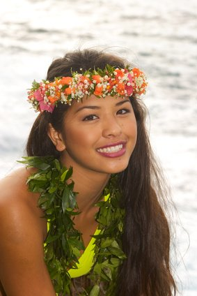 Polynesian Anti aging beauty Secrets