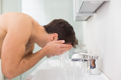 MEN FACE WASH TREATMENT