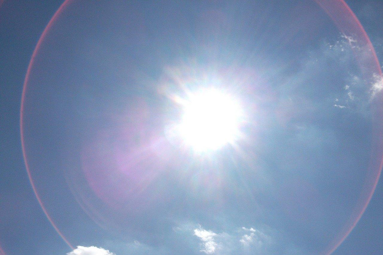 HARMFUL SUN RAYS
